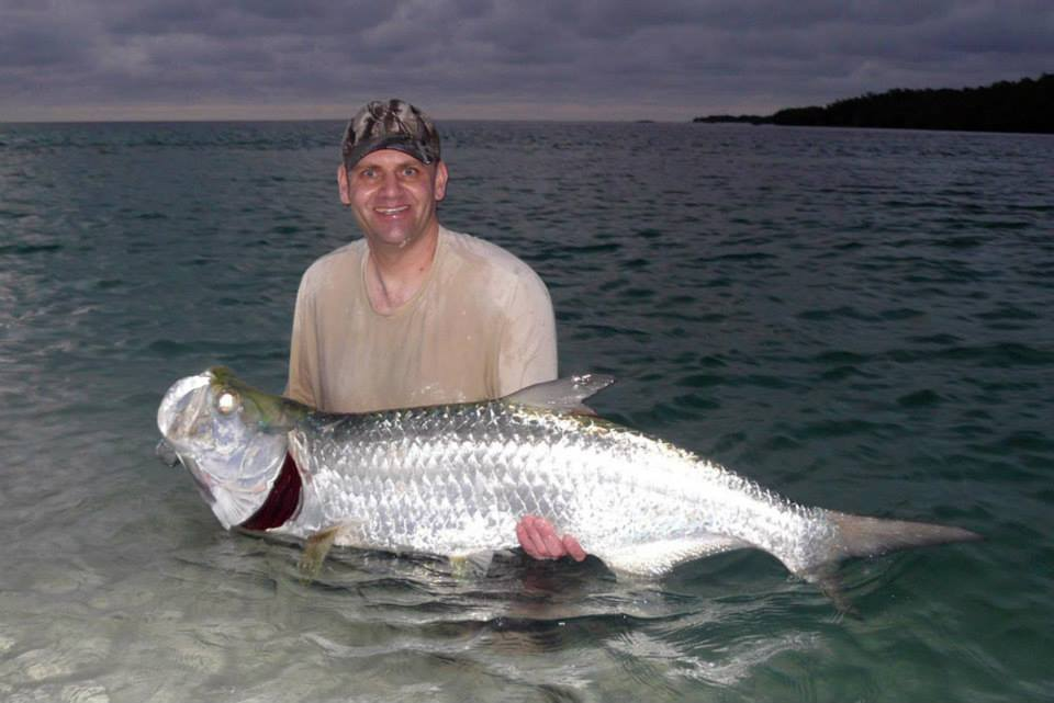 Fishing in Cuba, Cayo Ensenacho