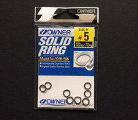 Owner solid ring #5 - 70 kg