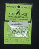 Wolverine super rings Size 4