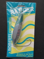 Roberts lures - Ranger 2 1/4 Chrome / Mackerel