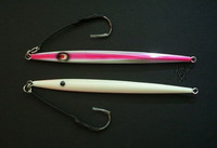TRINITY H-PINK Jig lures 200gr