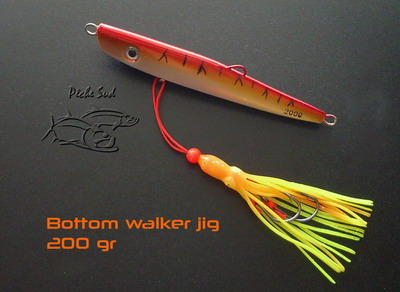 Inchiku jig Orange - 200 gr