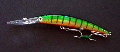 Yo-zuri crystal minnow R540-PC deep diver