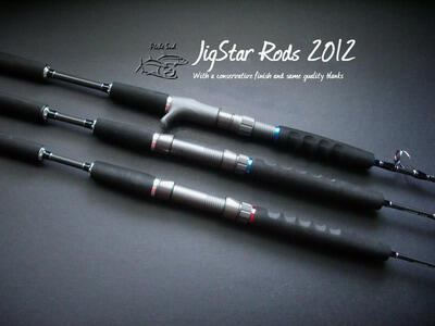 Canne jigging - JIGSTAR 350 (Spinning)